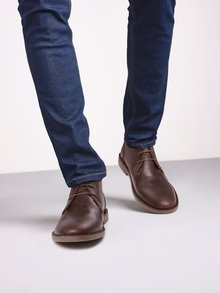 Next Leather Desert Boot - 185256