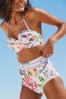 Next Underwired Bralet Bikini Top