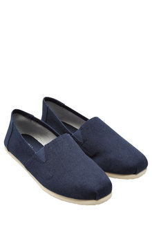 Next Canvas A-Line Slip-On - 185305