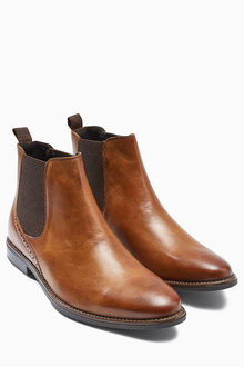 Next Punch Chelsea Boot