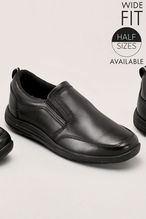 Next Loafers (Older Boys) Wide Fit