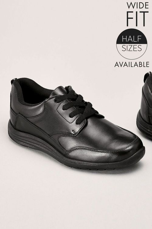 Next Sporty Lace-Ups (Older Boys) Wide Fit