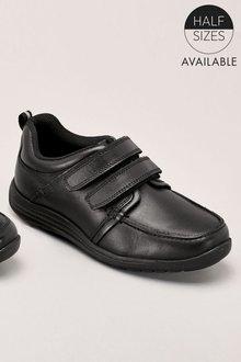 Next Two Strap Sporty Shoes (Older Boys)