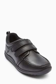 Next Two Strap Sporty Shoes (Older Boys) Wide Fit
