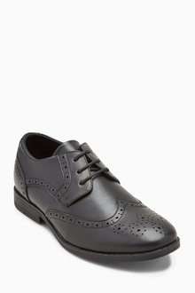 Next Brogues (Older Boys)