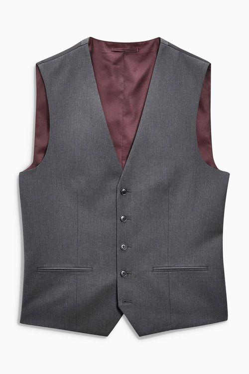 Next Shiny Suit: Waistcoat
