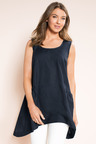 Capture Linen Pocket Tunic