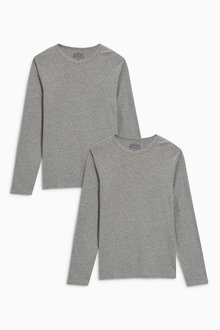 Next Long Sleeve T-Shirts Two Pack
