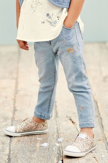 Next Embellished Jeans (3mths-6yrs)
