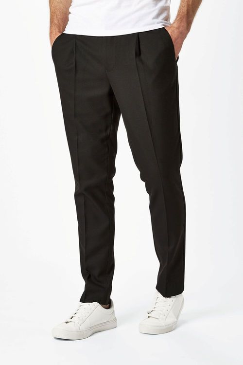 Next Formal Pleated Trousers Slim Fit