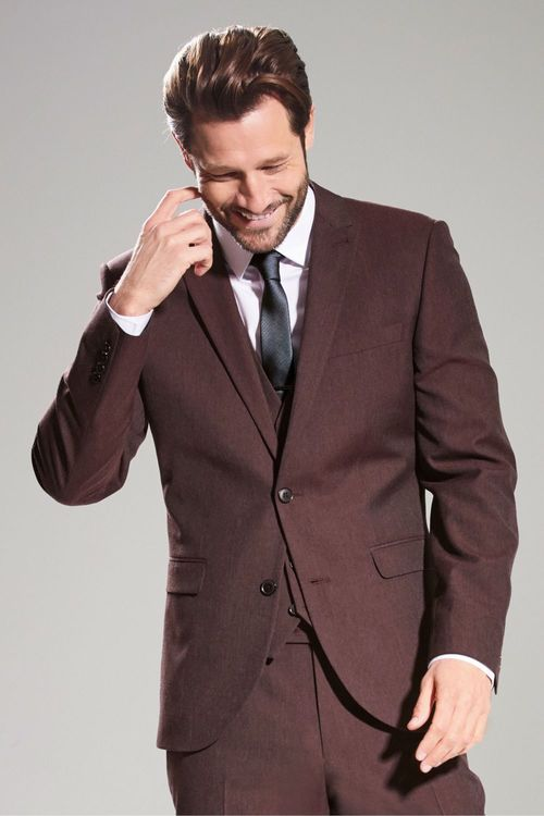 Next Suit: Jacket Slim Fit