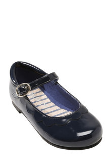 Next Scallop Mary Janes (Younger Girls)