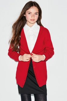 Next Longline Cardigan (3-16yrs)