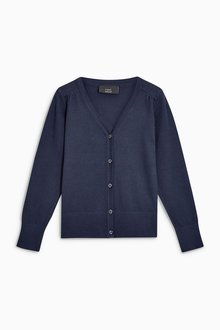 Next V-Neck Cardigan Two Pack (3-16yrs)