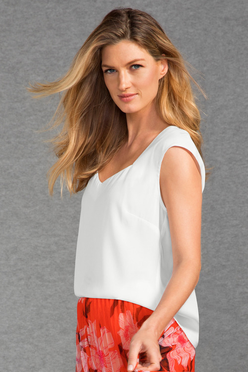 Grace Hill Silk Cami