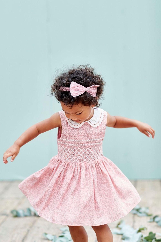 62312e1071d4 Next Ditsy Printed Shirred Collar Dress (3mths-6yrs) Online | Shop EziBuy