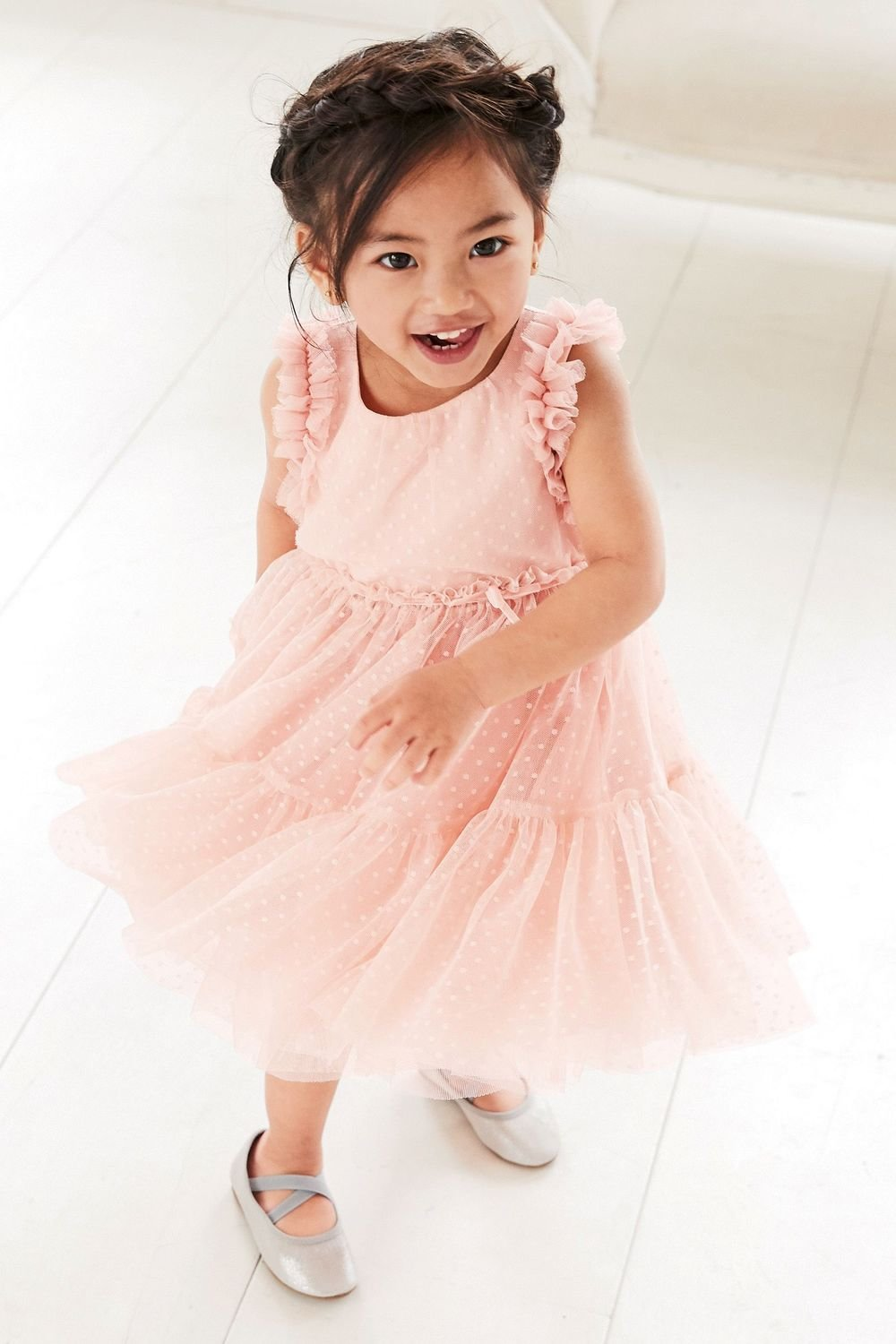 2dae1983a Next Spot Mesh Party Dress (3mths-6yrs) Online