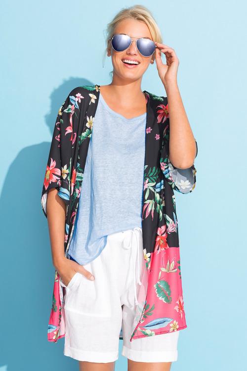 Emerge Kimono