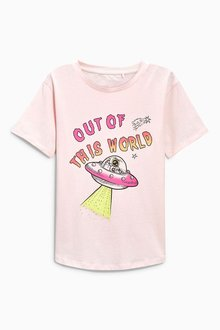 Next Out Of This World T-Shirt (3-16yrs)