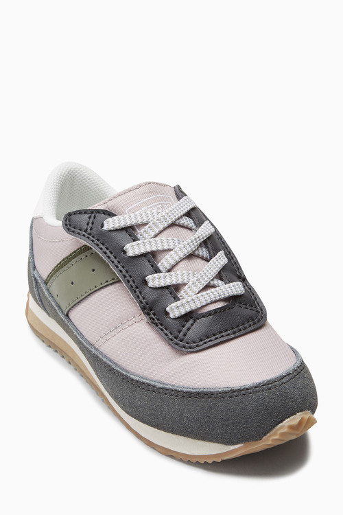 Next Fashion Retro Trainers (Younger Boys)