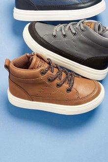 Next Hiker Chukka Boots (Younger Boys)