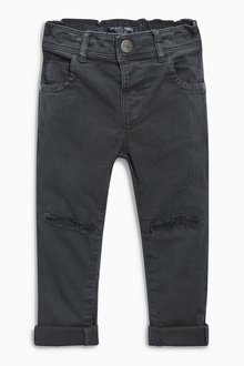 Next Ripped Knee Trousers (3mths-6yrs)