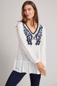 Capture Statement Blouse - 186866