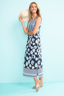 Capture Maxi Tee Dress