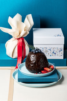 Ithas Homemade Christmas Pudding