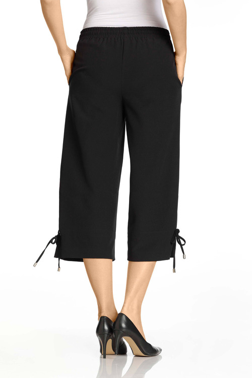 Grace Hill Crop Eyelet Pants