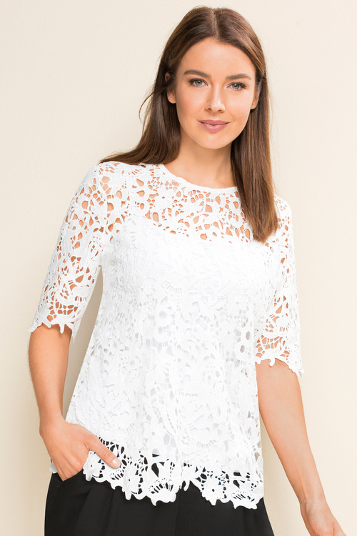 Capture Lace Tee