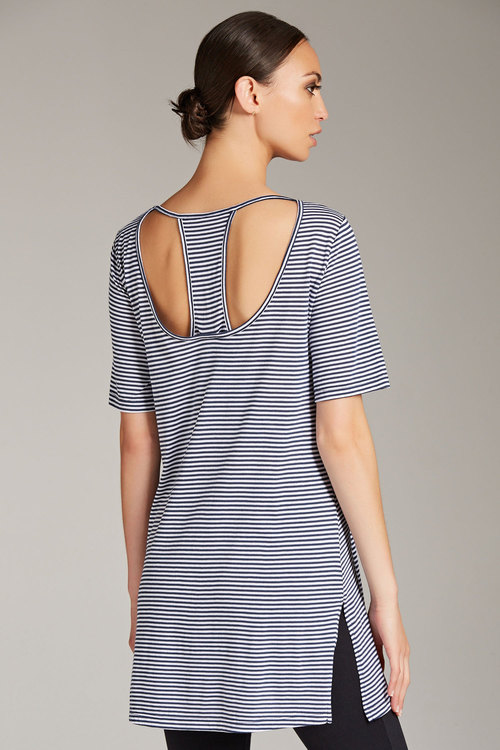 Capture Sport Back Tunic