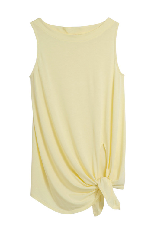 Capture Side Knot Tank