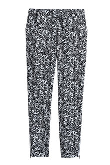 Capture Crop Sateen Pant - 187511