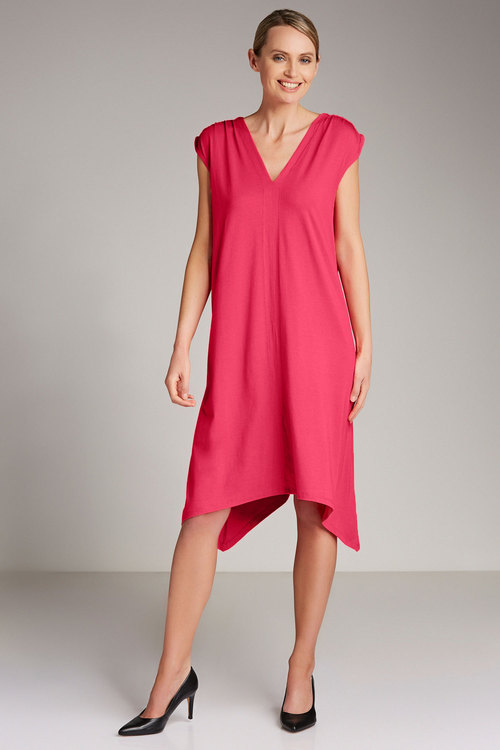 Capture Tie Back Dress