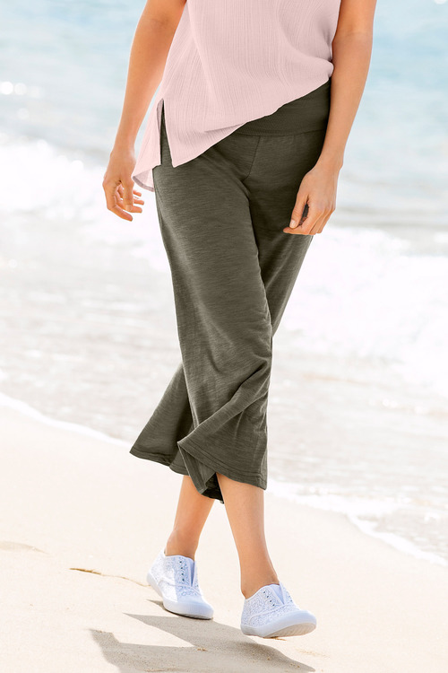 Capture Fold Over Beach Pant