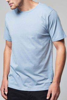 Next Crew Neck Blue T-Shirt