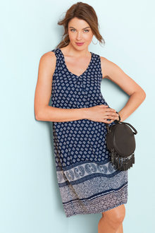 Capture Slip Dress