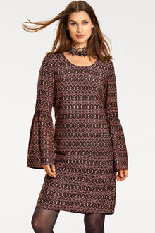 Heine Bell Sleeve Dress