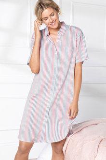 Mia Lucce Short Sleeve Nightshirt