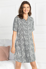 Mia Lucce Short Sleeve Nightshirt