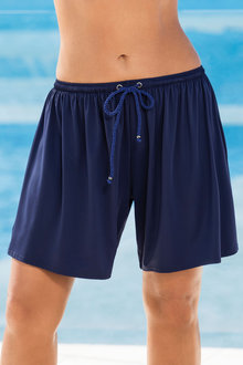 Plus Size - Quayside Woman Swim Short