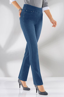 Capture European Casual Jeans
