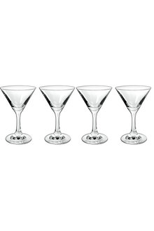 Borgonove Martini Glasses Set of 4