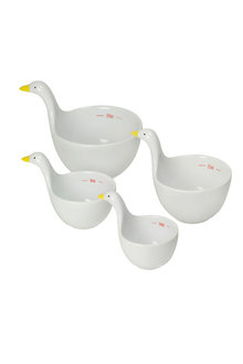 Davis and Waddell Duck Measuring Cups Set of 4