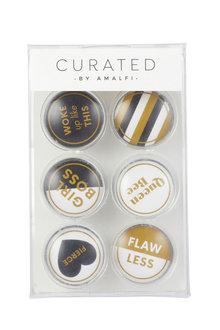 Curated Magnets Set of 6