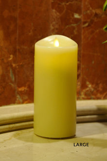 Flameless Candle with Diffuser