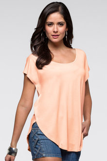 Urban Lace Back Top