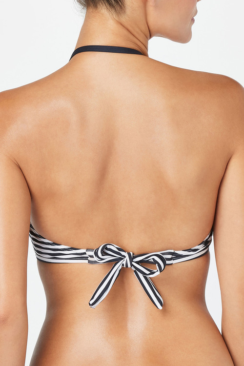 Next Tie Side High Leg Bikini Briefs