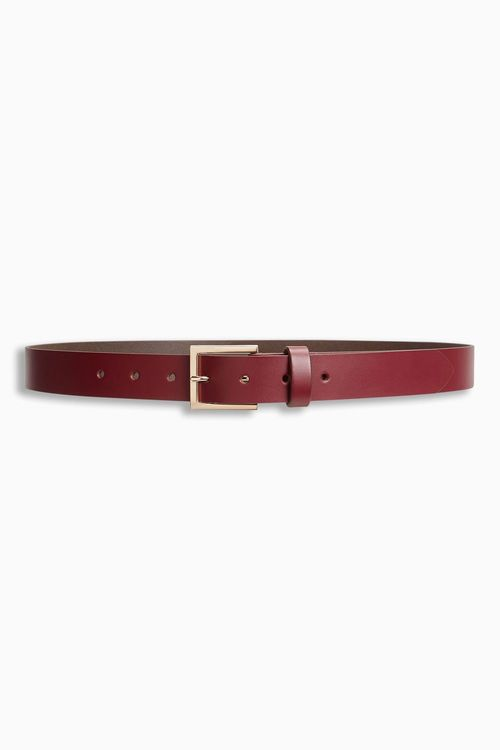 Next Essential Leather Belt
